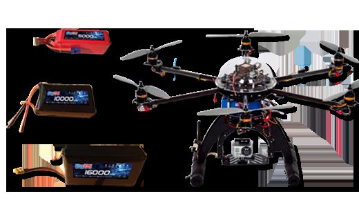 Multicopter LiPO