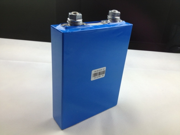 3.2V LiFePO4 50Ah Prismatic Cell with Aluminum Housing