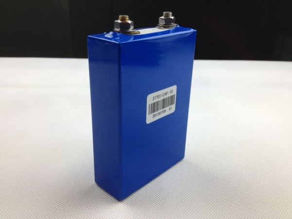 3.2V LiFePO4 10Ah Prismatic Cell with Aluminum Housing