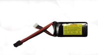 14.8V 1300mAh/1500mAh 4s1p 80C Graphene LiPO Battery Pack for FPV Racer