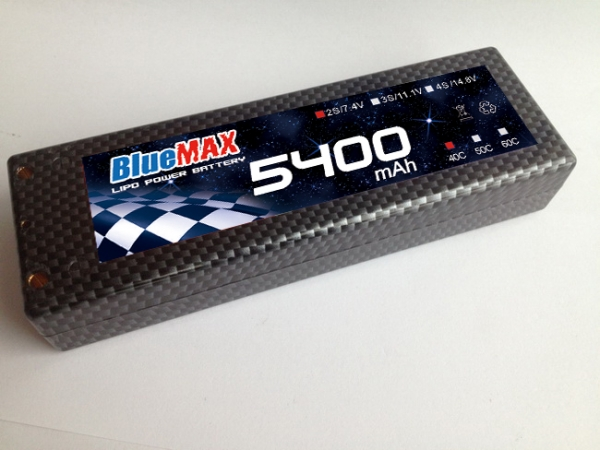 3300-6000mAh Hard Case Lipo with Deans/T Plug for Racing Car