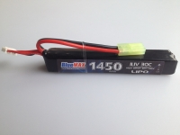 LiPO 11.1V 1450mAh 30C Stick Type for Airsoft Gun